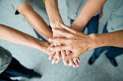 Visuells ledarskap Självstyrande grupper